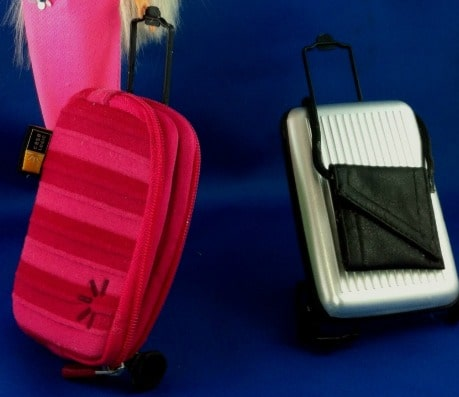 Feature - DIY Barbie Luggage