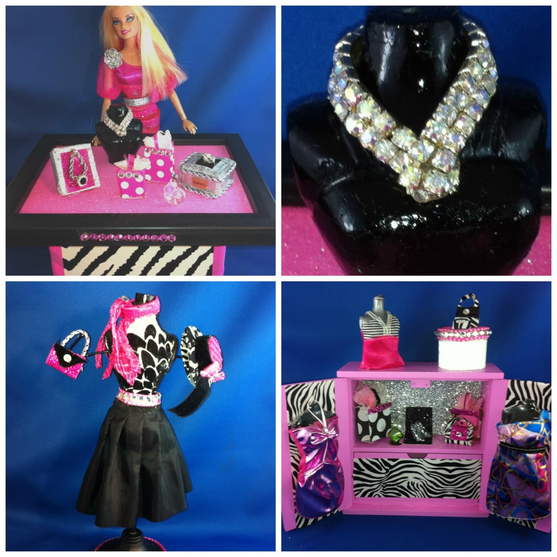 DIY Barbie Doll Boutique 4