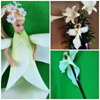 DIY Lily Fairy
