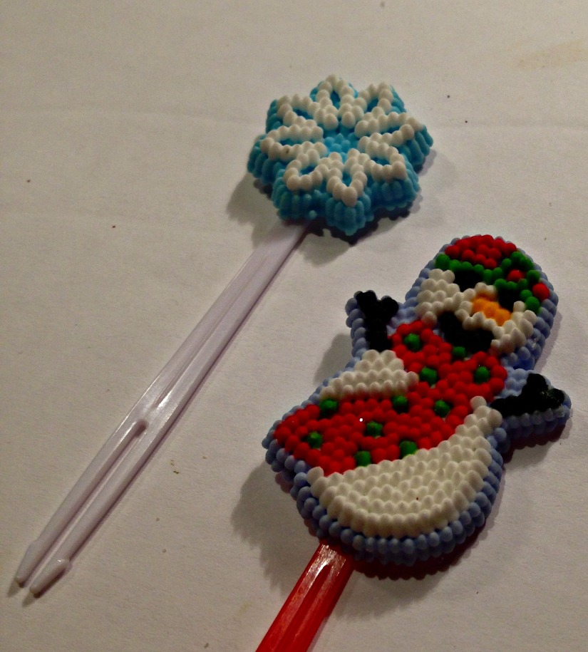 Cupcake Topper Side by Side