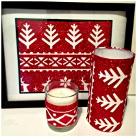 DIY Christmas Decor Accents: Don't Throw Out Those Gift Bags!