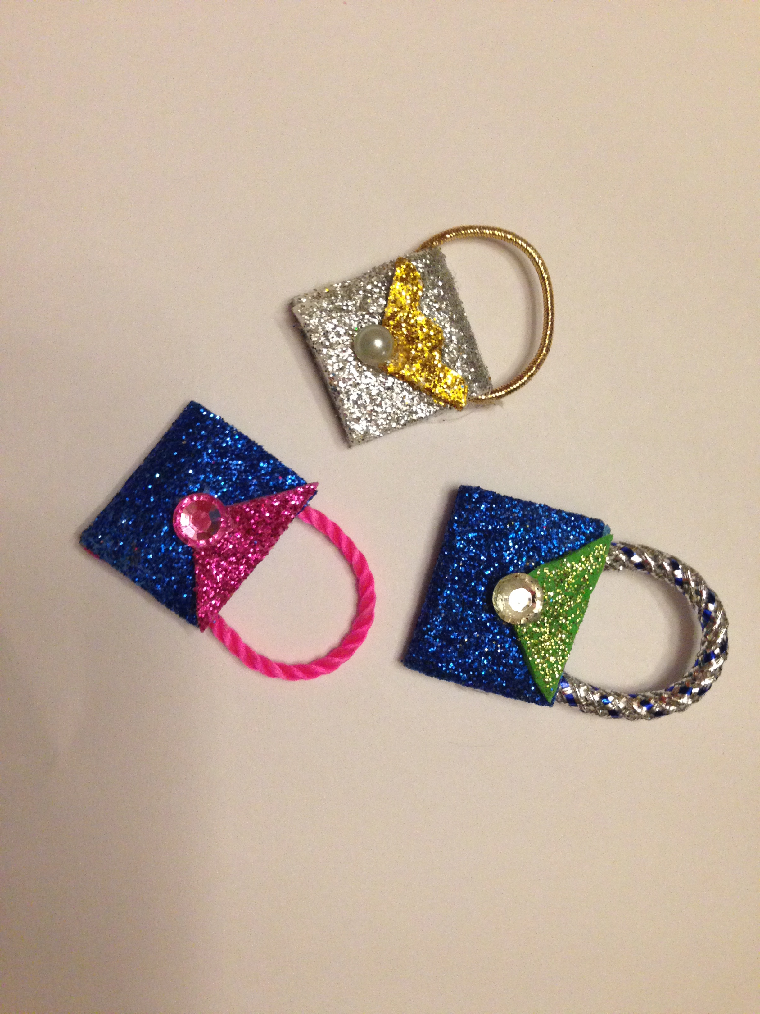 Easy Diy Sparkling Barbie Doll Purses Starrcreative Ca