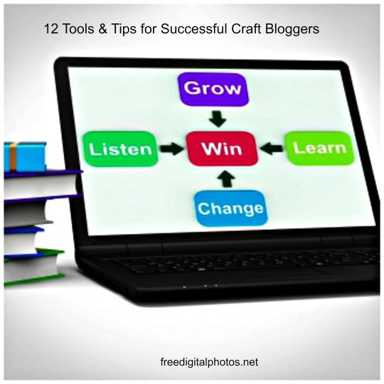 Successful Craft Blogging