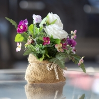 Inspired Ideas For Fresh Cut Flowers - Thinking Outside The Vase