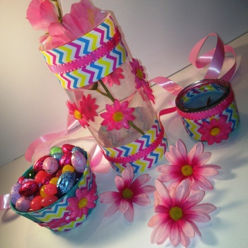 Duct Tape Easter Accessories