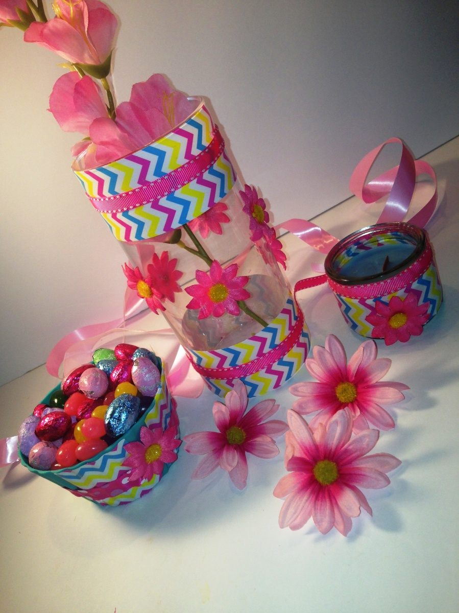 DIY Duct Tape Decorating Ideas for Easter