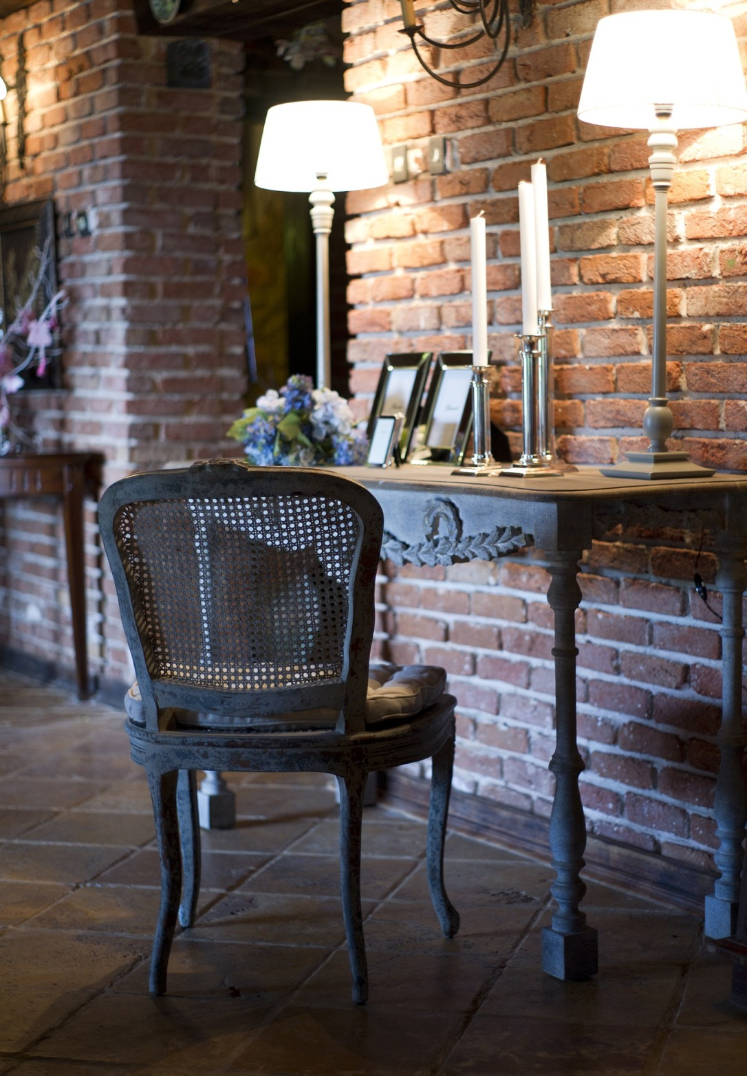 "Brick Accent Wall How To Create A ""Naturally"" Beautiful Space"