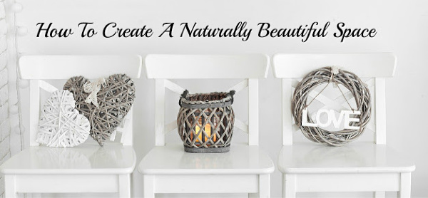 """How To Create A """"Naturally"""" Beautiful Space #homedecorating #decor #interiordecorating #DIYdecorating #wood #water #brick #stone #fire #natural #neutral #decoratingtips #tipsandtrick"""