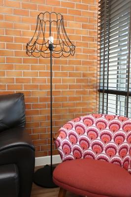 Vintage Lamp And Sofa Photo by phaendin freedigitalphots.com