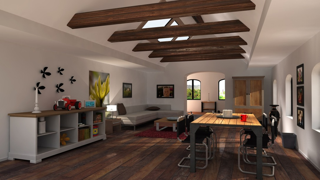 """Wood How To Create A """"Naturally"""" Beautiful Space"""