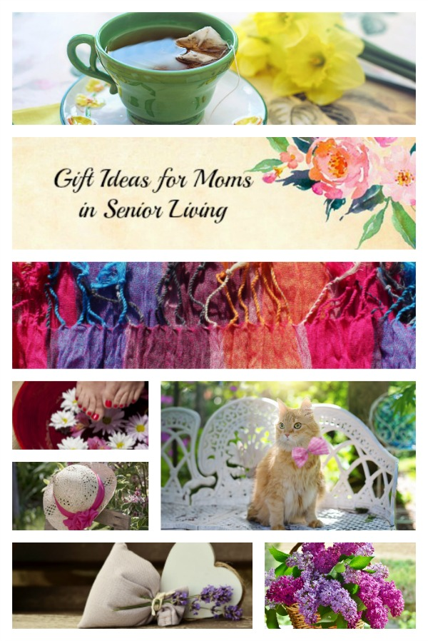 Make her favorite tea Mother's Day Gifts for Moms in Senior Living #mothersday #gift #senior #seniorliving