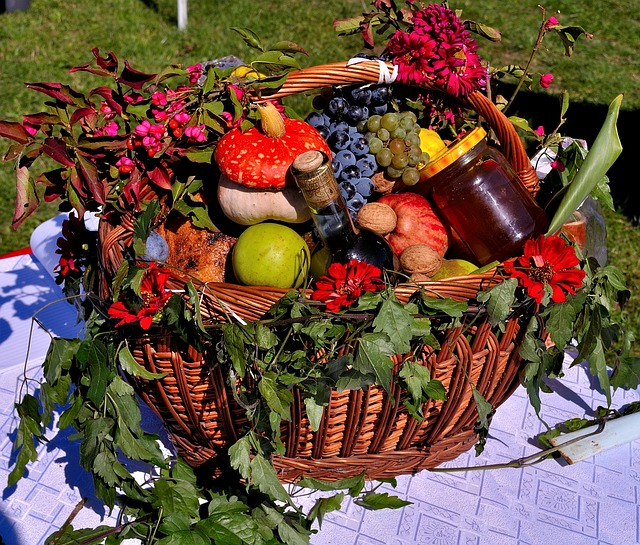 FALL BASKET INSPIRATIONS