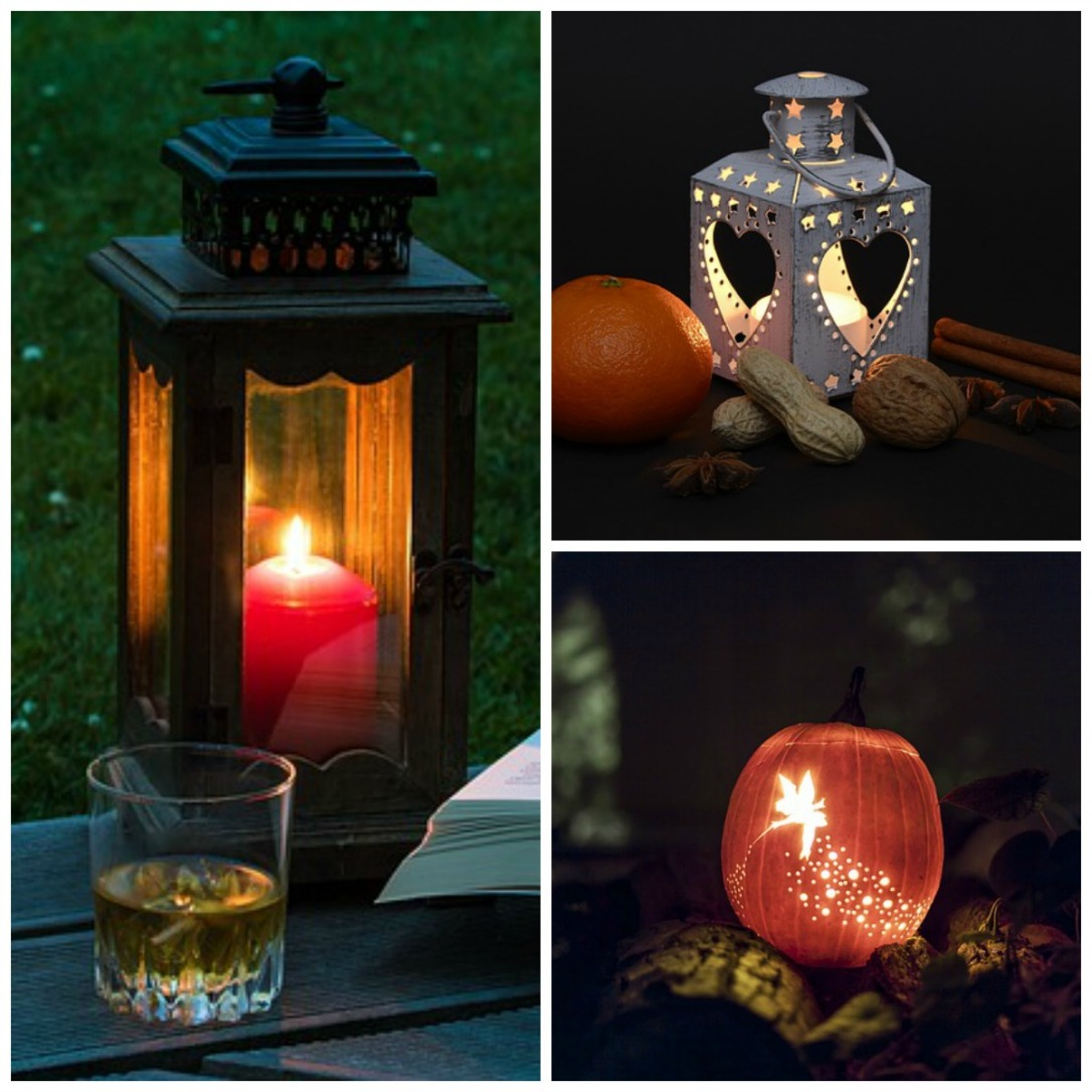 Fall Lantern Inspirations