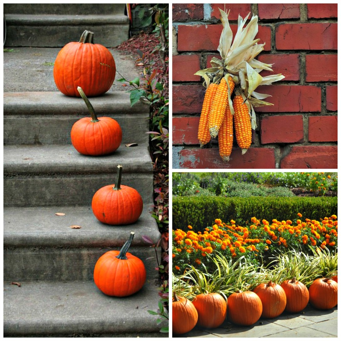 Fall Decorating Inspirations Keeping It Simple