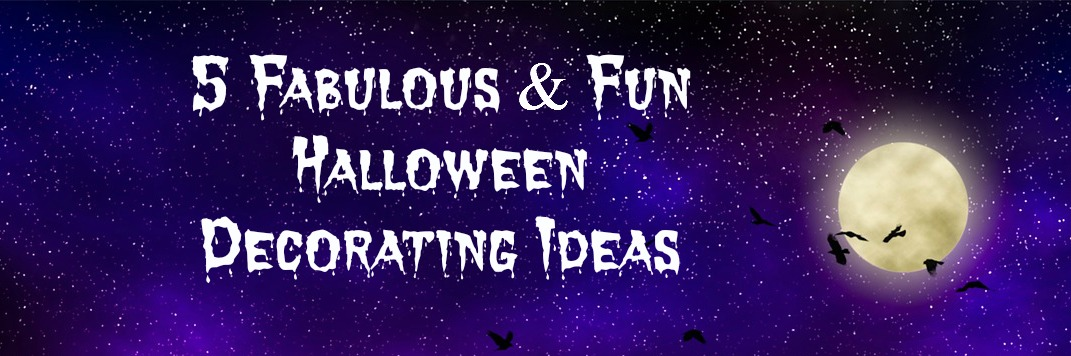 Fabulious and Fun Halloween Decorating Ideas Easy and Creative Decorating Inspirations for home and yard. #Halloween #Decorating #yard #home #DIY #easy #ideas #witch #jack-o-lantern #magicspellbook #spiders