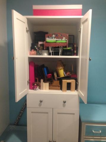 Craftroom Storage Cabinet