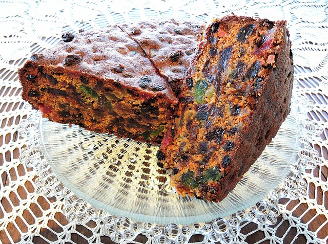 Christmas-fruit-cake a traditon. See more Canadian traditions #fruitcake #christmasbaking #Christmasgifts #fruit #nuts #christmas #card #traditions