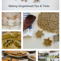 Making and Baking Gingerbread: Tips & Tricks