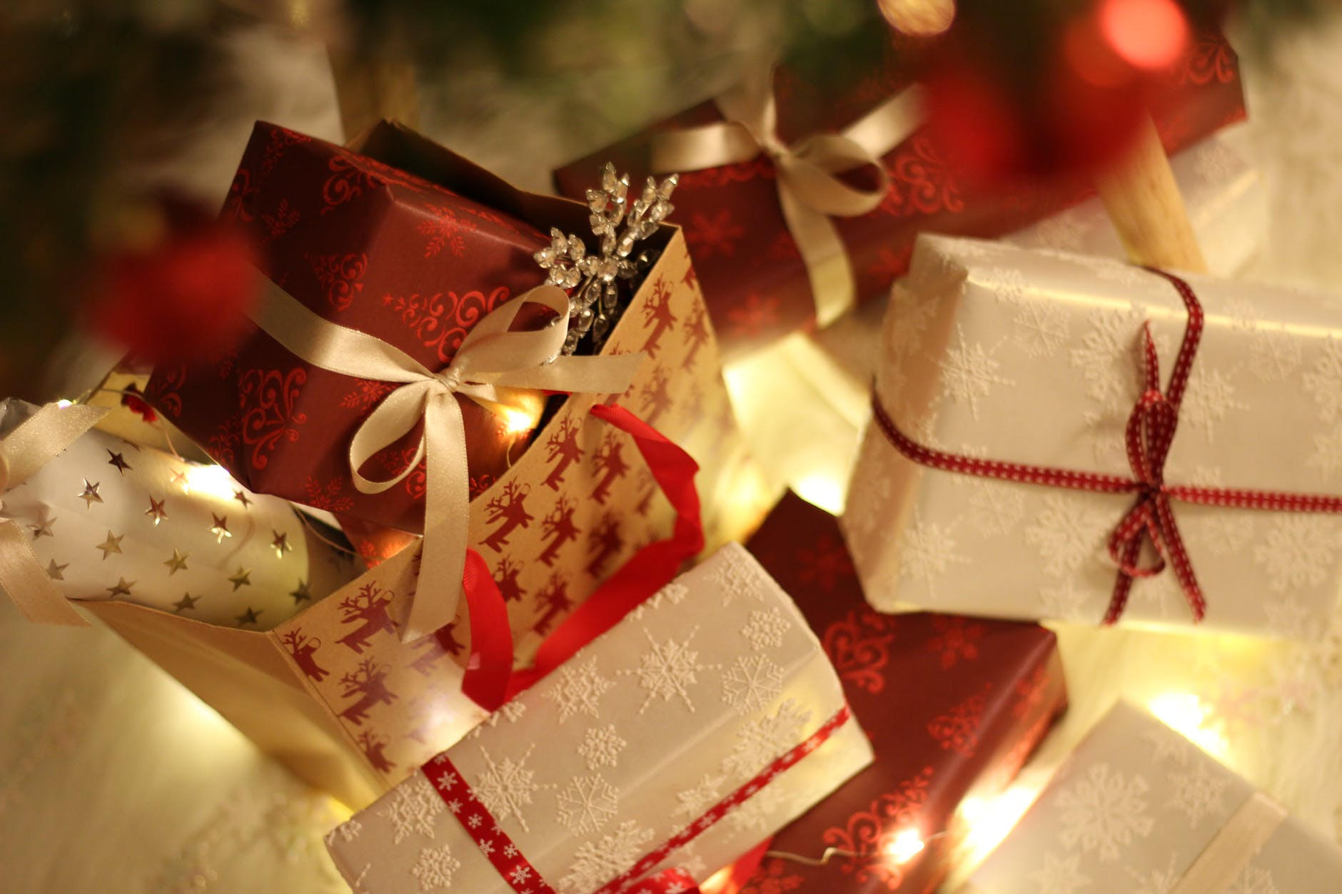 Christmas Gifts a Canadian Tradition See more traditions. #Christmas #presents #wrapping #giving #gifts #canada #tradition