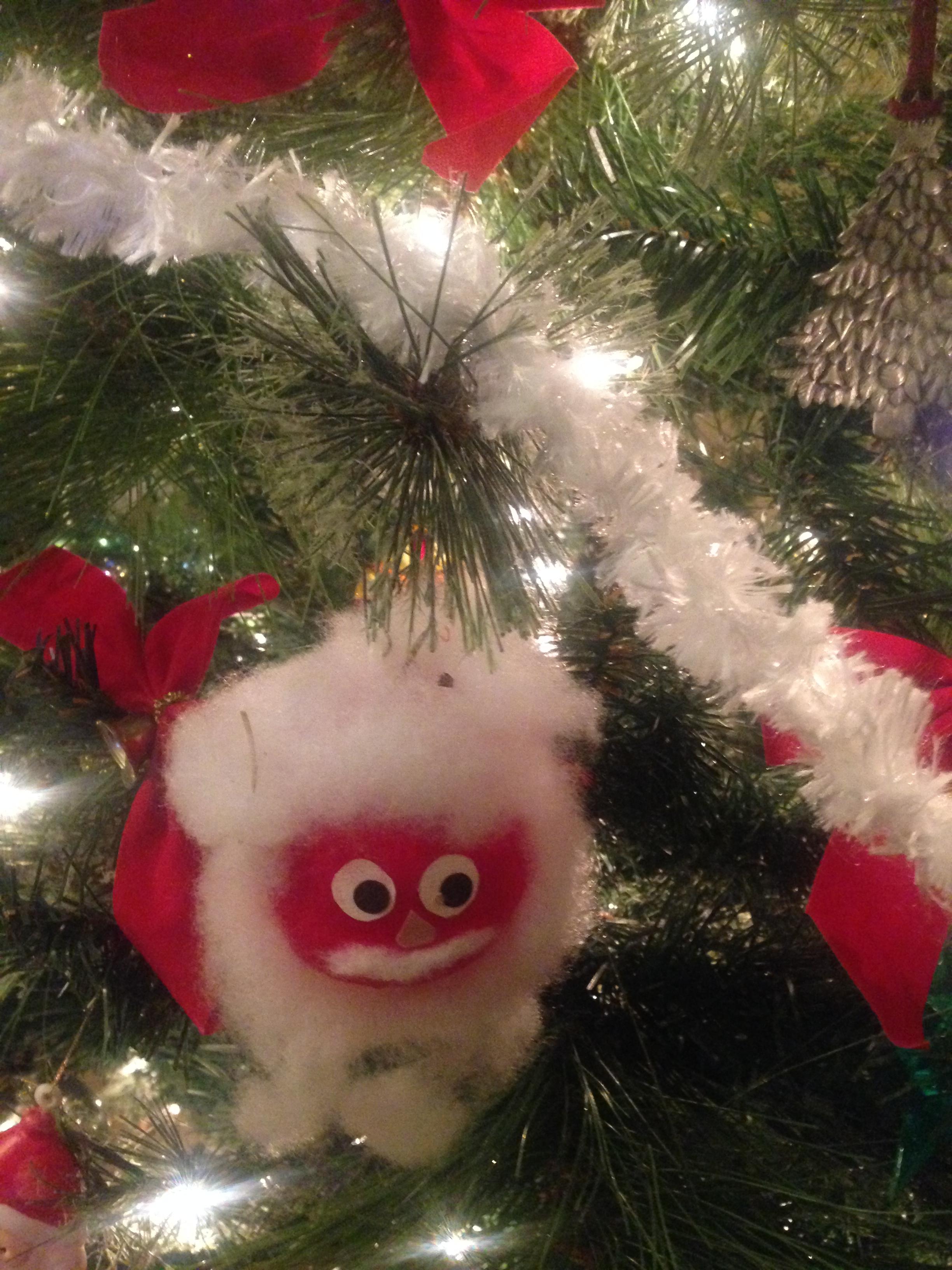 Easy And Stylish Crocheted Christmas Tree Garland Christmas Garland Crochet Easy Christmastree Starrcreative Ca