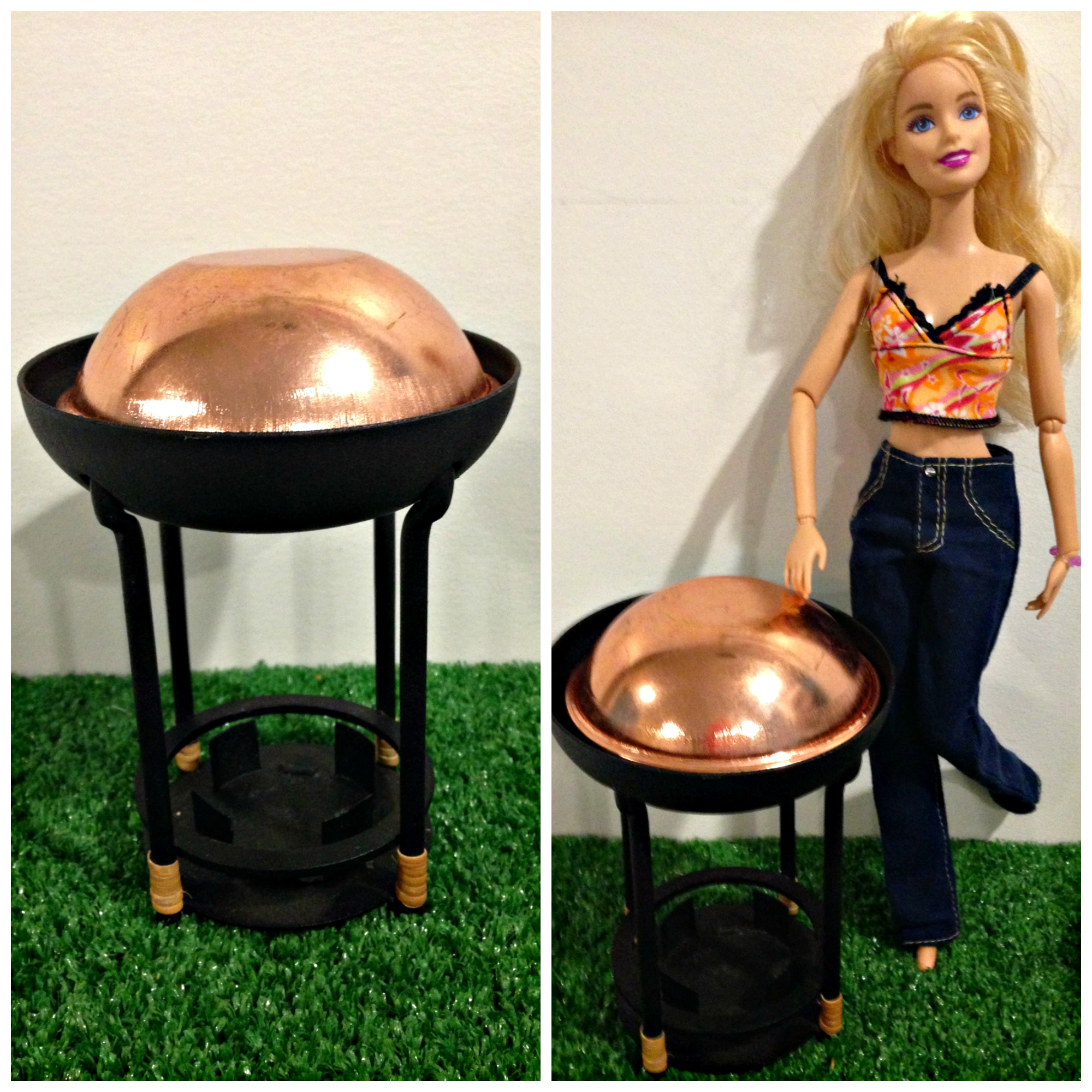 10 Amazing Barbie Doll Projects Made With Thrift Store Finds #barbiedoll #upcycle #DIY #furniture #accessories #trashtotreasre #thriftstorefind  Starrcreative.ca