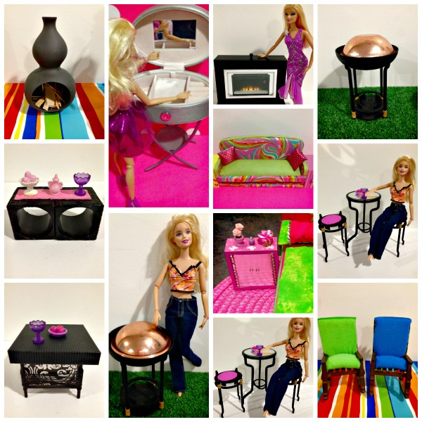 10 Amazing Barbie Doll Projects Made With Thrift Store Finds