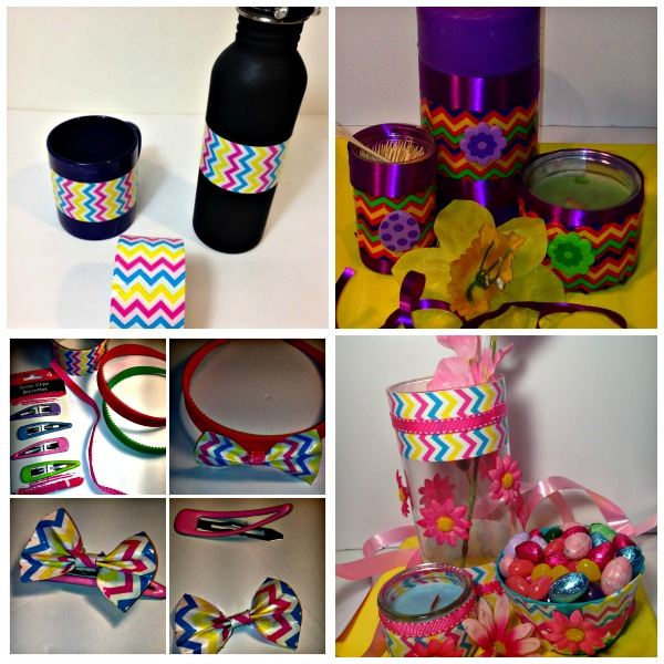 Fun Easy Easter Crafts With Duck Tape Starrcreative Ca